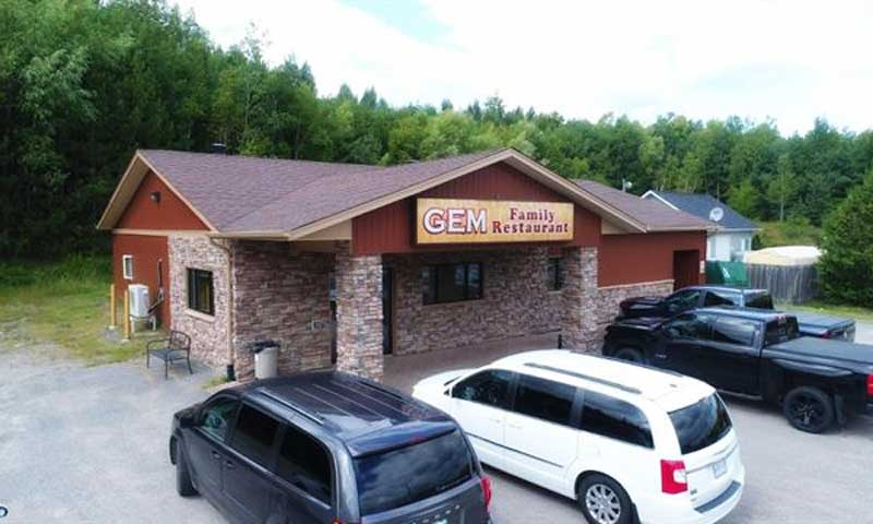 Gem Family Restaurant For Sale Elliot Lake Exclusive