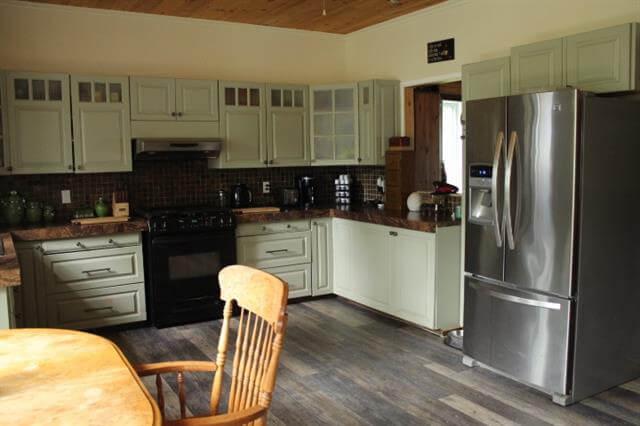 28 Evergreen Lane Elliot Lake Retirement Property For Sale Kitchen