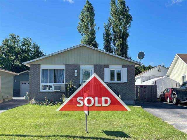 58 MacDonald Court Elliot Lake Retirement Property For Sale SOLD
