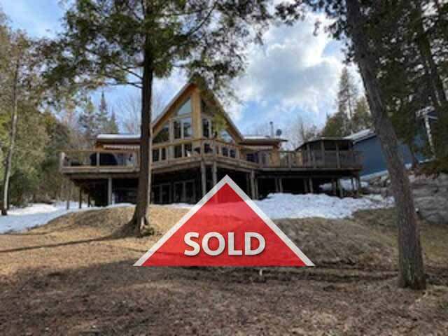 582 Dunlop Shores Road Elliot Lake Retirement Property SOLD