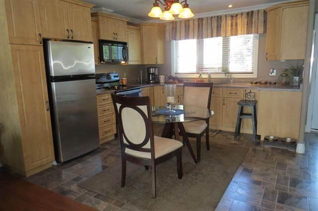 61 Frame Crescent Elliot Lake Kitchen Dining Room
