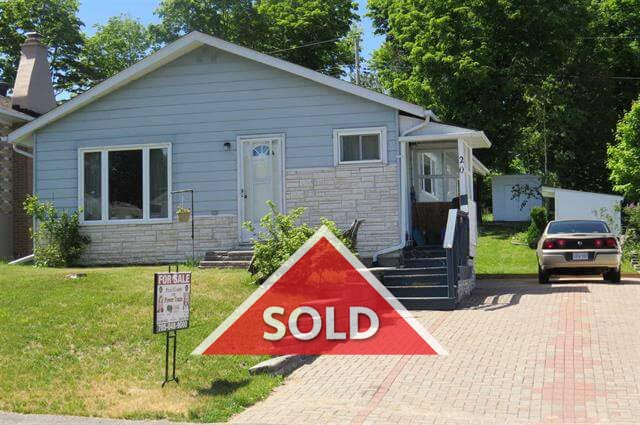 20 Ferguson Road Elliot Lake Retirement Property For Sale Sold