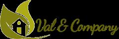 Val & Company Logo mobile