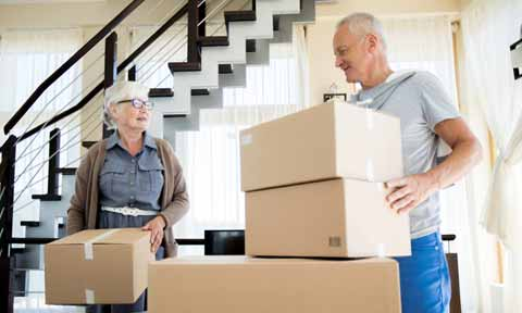 Moving companies services in Elliot Lake